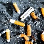 Bardzo bez liku jednostkek uzalewżnionych jest od palenia papierosów